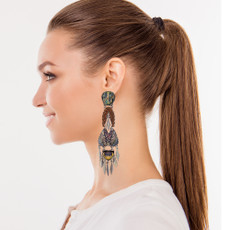Ayala Bar Mother Earth Stormy Earrings