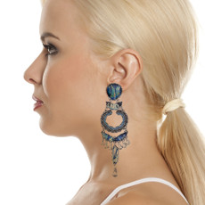 Ayala Bar Dream Weaver Levitating Earrings