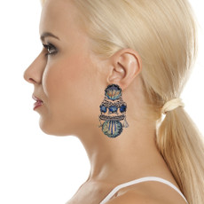 Ayala Bar Dream Weaver Look at Me Earrings