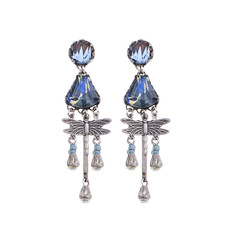 Ayala Bar Dream Weaver Snowflakes Earrings