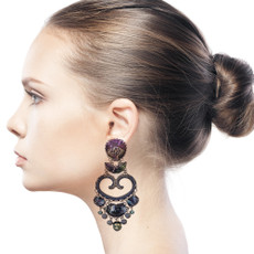 Ayala Bar Rain Forest Escaping Time Earrings