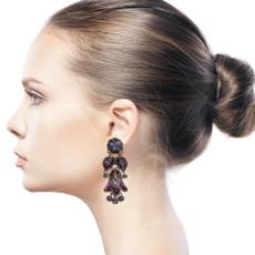 Ayala Bar Rain Forest Open Skies Earrings