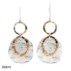 Dganit Hen Earth Earrings