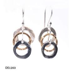 Dganit Hen Ripple Earrings