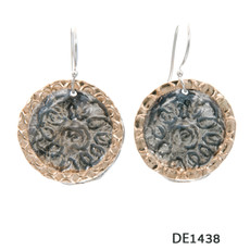 Dganit Hen Flower Earrings