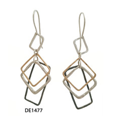 Dganit Hen Frame Earrings