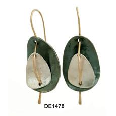 Dganit Hen Sailboat Earrings
