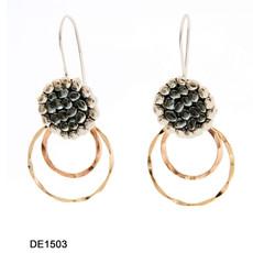 Dganit Hen Pebble Earrings