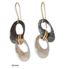 Dganit Hen Eucalyptus Earrings