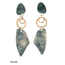 Dganit Hen Wheat Earrings