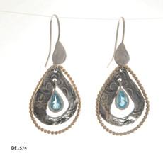Dganit Hen Sea Earrings