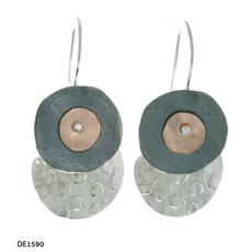 Dganit Hen Conch Shell Earrings