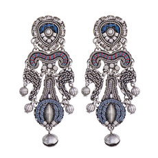 Ayala Bar Indigo In the Sea Earrings