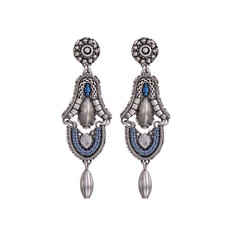 Ayala Bar Indigo Sea and Sky Earrings
