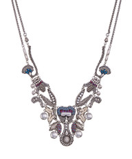 Ayala Bar Indigo Upside Down Necklace