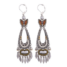 Ayala Bar Indigo Luminous Beings Earrings