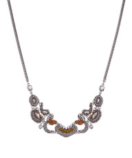 Ayala Bar Indigo Hard to Love Necklace