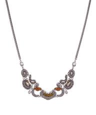 Ayala Bar Indigo Hard to Love Necklace