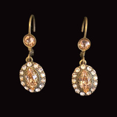 Michal Negrin Time To Sparkle Earrings