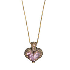 Michal Negrin Fell my Heart Necklace