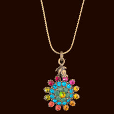 Michal Negrin Aster Flower Necklace