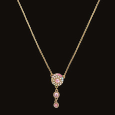 Michal Negrin Dazzle Dreams Fun Necklace