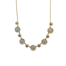 Michal Negrin galaxy Stars Necklace
