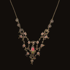 Michal Negrin Viva Flower Haven Necklace