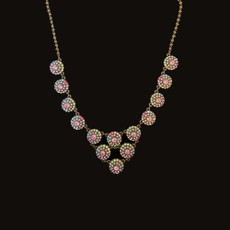 Michal Negrin Glitter Me Necklace