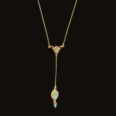 Michal Negrin Eye Drop Necklace