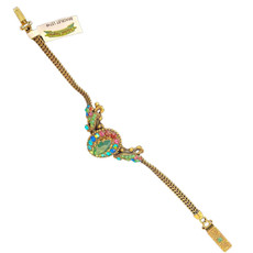 Michal Negrin Swarovski Crystals Dream Field Bracelets