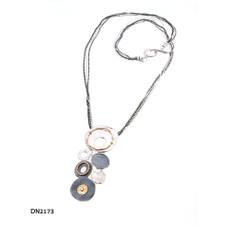 Dganit Hen Circles Necklace