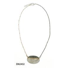 Dganit Hen Horizen Line Necklace