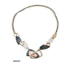 Dganit Hen Trapezoids Necklace