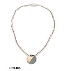 Dganit Hen Moon Necklace