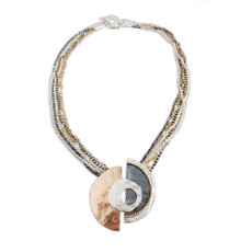 Dganit Hen Jupiter Short Necklace