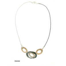 Dganit Hen One Oval Necklace