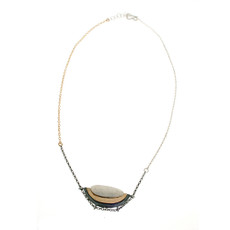 Dganit Hen Boat Necklace