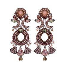 Ayala Bar Royal Gold Superstar Earrings