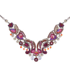 Ayala Bar Deep Fuchsia Bleeding Love Necklace