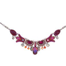 Ayala Bar Deep Fuchsia This Love Necklace