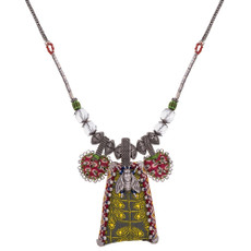 Ayala Bar Exotic Spirit Help Me Necklace