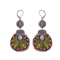 Ayala Bar Exotic Spirit Head Over Heels Earrings