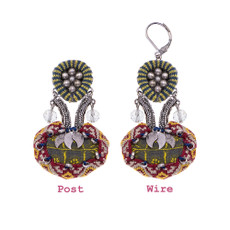 Ayala Bar Exotic Spirit One Time Earrings