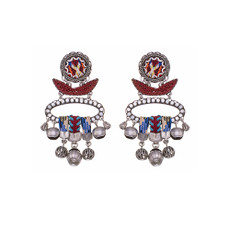 Ayala Bar Indian Guirlande More Life Earrings