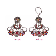 Ayala Bar Indian Guirlande In Your Head Earrings