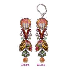 Ayala Bar Floral Bucket Aurora Earrings