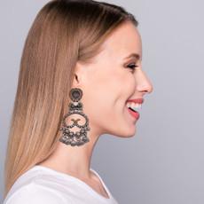 Ayala Bar Metal Light I Found You Earrings