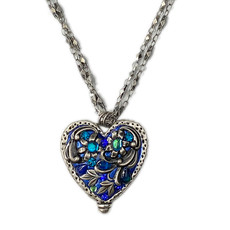 Michal Golan Cerulean Love Story Necklace