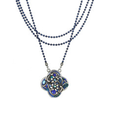 Michal Golan Cerulean Day to Night Necklace